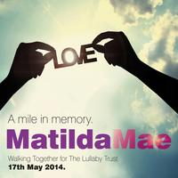 Mile in Memory of Matilda Mae 2014