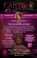 """The Powher Within""  Workshop Series 2014"
