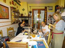 Roma  Slow Art Day Artea Art Cohousing Art Gallery  -...