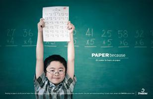 "The Inside Story of Domtar's ""PAPERbecause"" Campaign"
