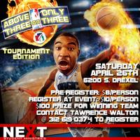 Next Student Ministries 3vs3 Basketball Tournament