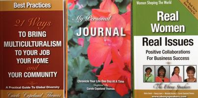 Three  Great Books--1. My Personal Journal 2.  Real...