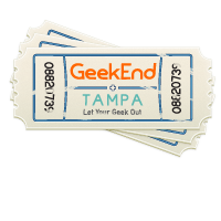Tampa GeekEnd logo