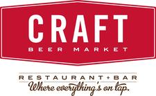 CRAFT Beer Market Restaurant + Bar logo