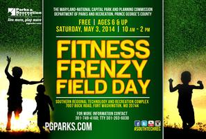 Fitness Frenzy Field Day