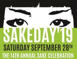SAKE DAY 2019 Tickets, Sat, Sep 28, 2019 at 4:00 PM | Eventbrite