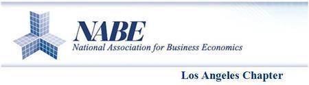 June 2014 L.A. NABE Robert Parry Award Luncheon