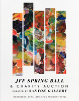 JFF Spring Ball and Charity Art Auction
