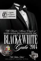 "BLACK & WHITE GALA ""AN EVENING OF ELEGANCE"""
