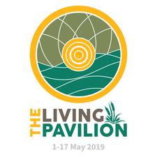 The Living Pavilion logo