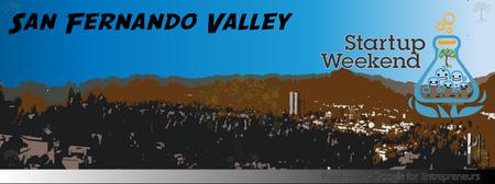 San Fernando Valley Startup Weekend 2014