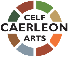 Caerleon Arts Festival  logo