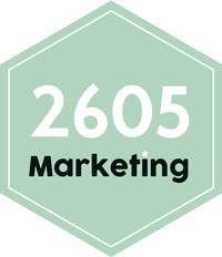 2605 Marketing logo