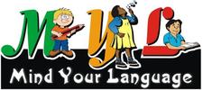 Mind Your Language International logo
