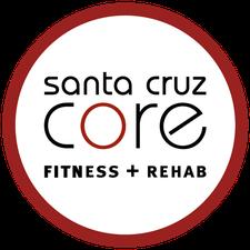Santa Cruz CORE Fitness + Rehab  logo