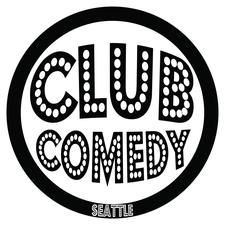 Club Comedy Seattle logo