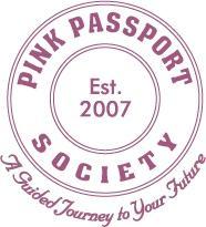 Pink Passport Society logo
