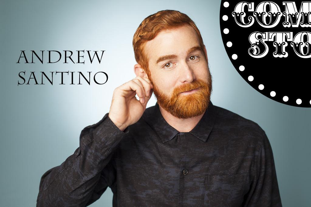 Andrew Santino - Friday - 9:45pm