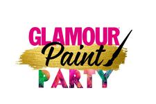 Glamour Paint Party logo