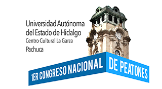 1º Congreso Nacional de Peatones.