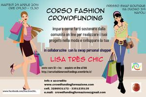 CORSO FASHION CROWDFUNDING