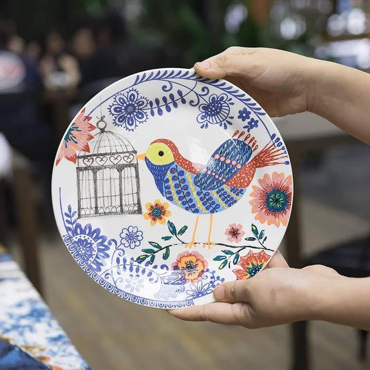 Creative Pottery Painting BYOB