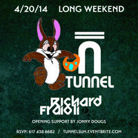 FREE Marathon Monday Long Weekend Party at TUNNEL
