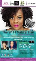The WITJ Natural Hair & Beauty Show 2014 (London)