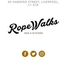 Ropewalks Bar And Kitchen logo