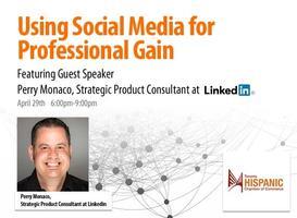 Using Social Media for Professional Gain