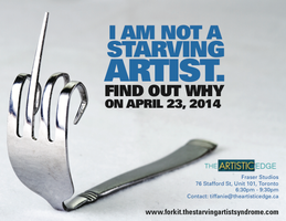 "Overcoming the ""Starving Artist"" Syndrome Seminar"