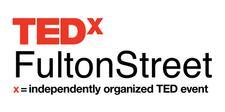 TEDxFultonStreet logo