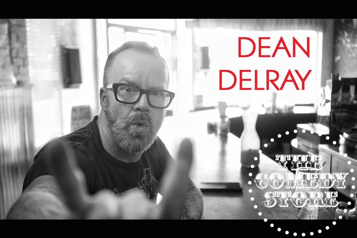 Dean Delray - Friday - 7:30pm