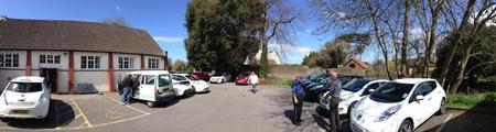 Electric Car Meet (BEVoB, Bristol)