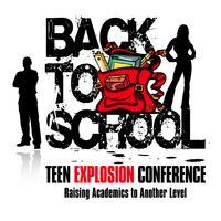 Back-to-School Teen X Conference (Vendor Registration)
