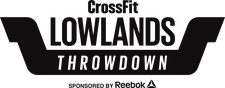 CrossFit Lowlands Throwdown logo