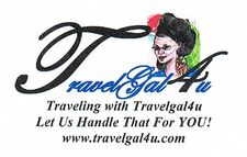 Travel WithTravelgal4u Packages by BrownSugar Travel @World ViEW Enterprises logo