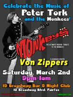 9pm - Celebrating the life of Peter Tork ft. The...