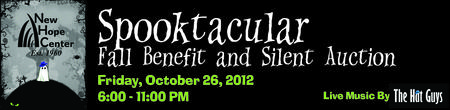 """Spooktacular"" Fall Benefit & Silent Auction"