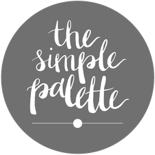 The Simple Palette logo