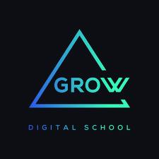 GROW DIGITAL SCHOOL logo