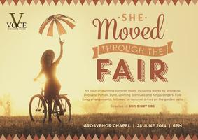 She Moved Through the Fair - A Summer Concert