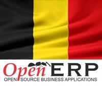 Odoo Belgium logo