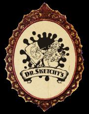 Dr.Sketchy's Philadelphia logo