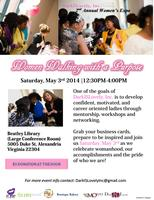 Dark IS Lovely, Inc's  2nd Annual Women's Expo