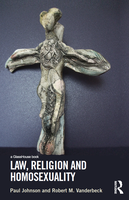 Law, Religion and Homosexuality: book launch and talk