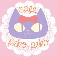 Cafe Peko Peko logo