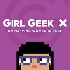 Girl Geek X logo