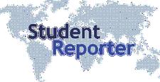 Student Reporter logo