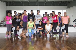 Lift and Tone Camp With Fit With Curves